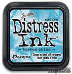 Штемпельная подушка Ranger Distress Ink Pad - Broken China - ScrapUA.com