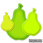 Лезвия от Spellbinders - Nested Pear, 3 шт