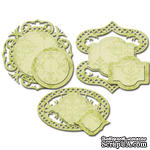 Ножи от Spellbinders – Fancy Framed Tags Four