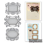 Ножи от Spellbinders - Treasured Tags - ScrapUA.com