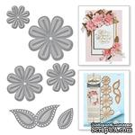 Ножи от Spellbinders - Cinch and Go Flowers Two - ScrapUA.com