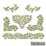 Ножи от Spellbinders – Draping Vines Elements
