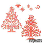 Ножи от Spellbinders - 3D CHRISTMAS TREE