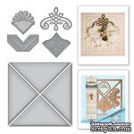 Ножи от Spellbinders – Graceful 6X6 Frame Maker