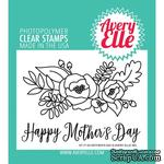 Акриловый штамп Avery Elle - Mother's Day Clear Stamps - ScrapUA.com