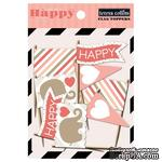 Флажки Teresa Collins Designs - You Are My Happy - Flag Toppers - ScrapUA.com