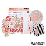 Высечки Teresa Collins Designs - You Are My Happy - Ephemera Pack - ScrapUA.com