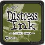 Штемпельная подушка Ranger - Distress Mini Ink Pad - Forest Moss - ScrapUA.com