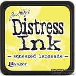 Штемпельная подушка Ranger - Distress Mini Ink Pad - Squeezed Lemonade - ScrapUA.com