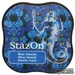 Чернила Tsukineko StazOn Midi Ink Pad - Blue Hawaii