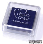 Пигментные чернила Tsukineko - VersaColor Small Pads Royal Blue - ScrapUA.com