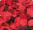 Лепестки розы, красные, 50 шт.