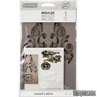 Молды силиконовые от Prima - Lowell Lattice