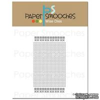 Нож для вырубки - Paper Smooches - Cross Stitch, 3 шт.