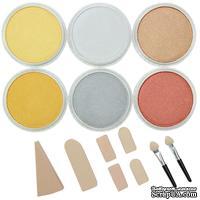 Набор PanPastel - PanPastel Ultra Soft Artist Pastel Set  - Metallics, 6 штук по 9 мг