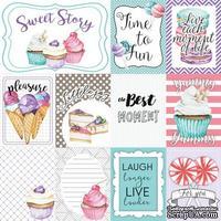 Карточки Candy shop (eng.), ТМ Фабрика Декору