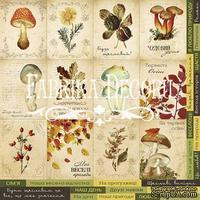 Карточки Botany autumn (укр.), ТМ Фабрика Декору