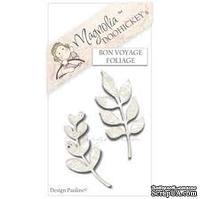 Лезвия от Magnolia Doohickeys - Bon Voyge Foliage