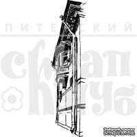 """Акриловые штампы дизайна Елены Виноградовой """"Стена"""""""