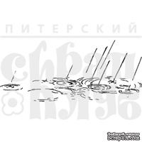 """Акриловые штампы дизайна Елены Виноградовой """"Дождевые лужи"""""""