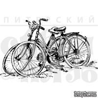 """Акриловый штамп """"Велосипеды"""""""