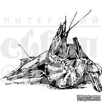 """Акриловый штамп """"Королевский креветки"""""""