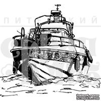 "Акриловый штамп ""Яхта"""