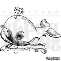 """Акриловые штампы дизайна Елены Виноградовой """"Китенок"""""""
