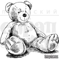 """Акриловые штампы дизайна Елены Виноградовой """"Мишка косолапый"""""""
