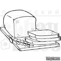 Штамп от Питерского скрапклуба - Хлеб