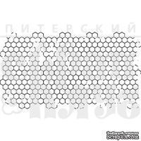 Штамп от Питерского скрапклуба - Мелкие Соты