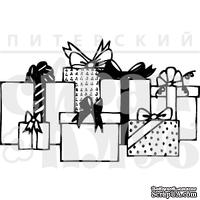 Штамп от Питерского Скрапклуба - Подарки