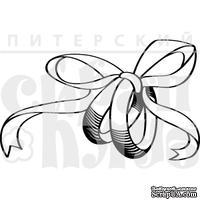 Акриловый штамп ''Кольца с лентой''