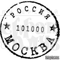 Штамп от Питерского Скрапклуба - Москва