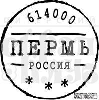 Штамп от Питерского Скрапклуба - Пермь