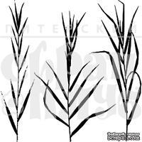 """Акриловый штамп """"Полевые травы (набор)"""""""