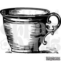 Акриловый штамп ''Чашка''