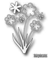 Нож для вырубки от Poppystamps - Groovy Flower