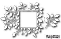 Нож для вырубки от Poppystamps - Massa Leaf Frame