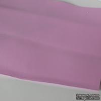 Лист фоамирана (пористой резины), А4 -20х30 (17х25) см, цвет: розовый