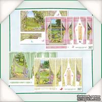 Заготовки для Flower Soft - Вид из окна - Лето 1, 8 шт.