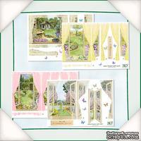 Заготовки для Flower Soft - Вид из окна - Лето 2, 8 шт.