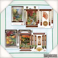 Заготовки для Flower Soft - Вид из окна - Восток, 8 шт.