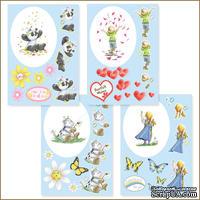 Заготовка для Flower Soft 3D - Fun & Flower, 4 шт.