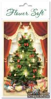 Заготовка для Flower Soft - Рождественская елка, 6 шт.