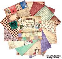 Набор бумаги для скрапбукинга от АртУзор «В стране чудес», 12 листов, 30,5 х 30,5 см
