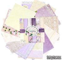 Набор бумаги для скрапбукинга от АртУзор «Наша свадьба», 12 листов, 30,5 х 30,5 см