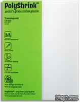 Шринк Пластик - Shrink Plastic, полупрозрачный, 1 лист