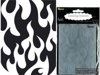 Папка для тиснения и эмбоссинга от Darice - Flames