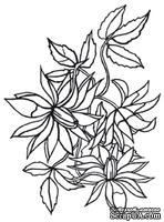 Папка для тиснения и эмбоссинга от Darice - Loose Floral